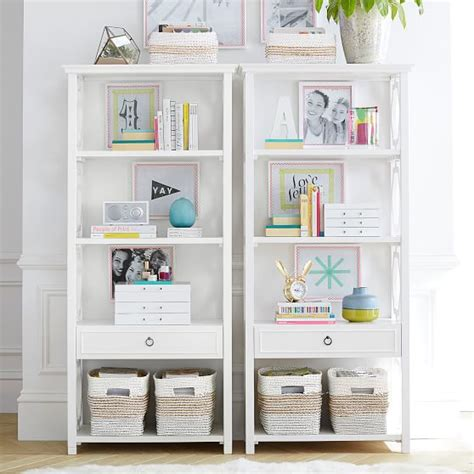 book rack designs for bedroom elsie bookcase pbteen