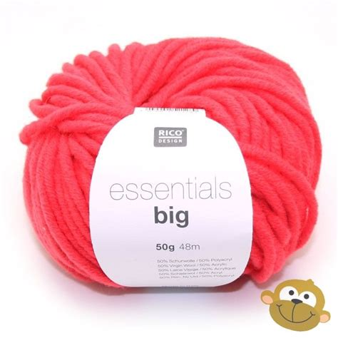 Essentials Melon breiwol essentials big 50g melon pindanutjes be