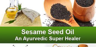 Sesame Seed Detox ayurvedic detoxification program detox right for your