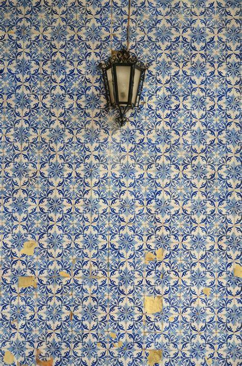 blue patterned tiles blue tiles like summer my blue flamingo