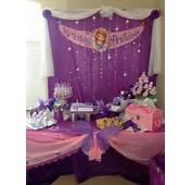 Tema Festa Princesa Sofia