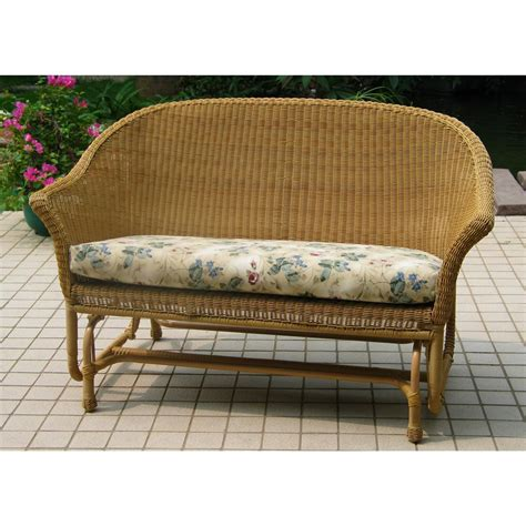 Furniture Upholstery Chicago by Chicago Wicker 174 4 Pc Darby Wicker Patio Furniture Collection 106161 Patio Furniture At