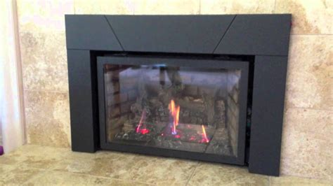 Napoleon Fireplace Insert Reviews by Napoleon Ir3n Xir3n Gas Fireplace Insert Burn