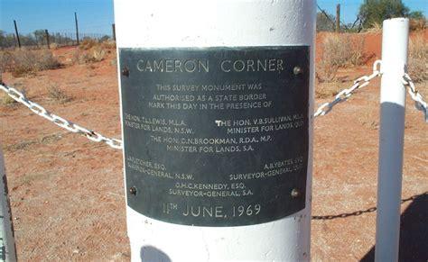 corner sa cameron corner sa exploroz places