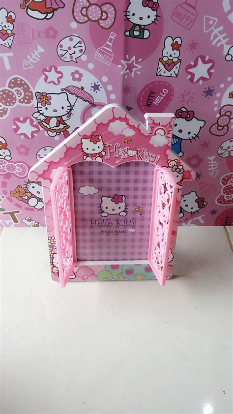 kitty photo frame wallpapers high quality