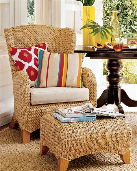 seagrass wingback armchair natural throne seagrass wingback chair