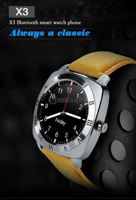 Smartwatch X3 x3 2g smartwatch phone gold
