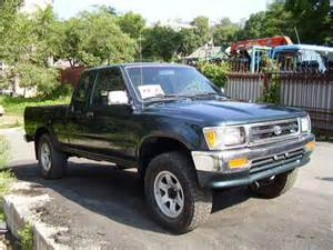 Toyota Up 1994 1994 Toyota Hilux Up Pictures 2400cc Diesel