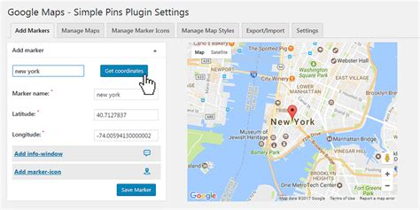 maps simple pins pro by bunte giraffe codecanyon
