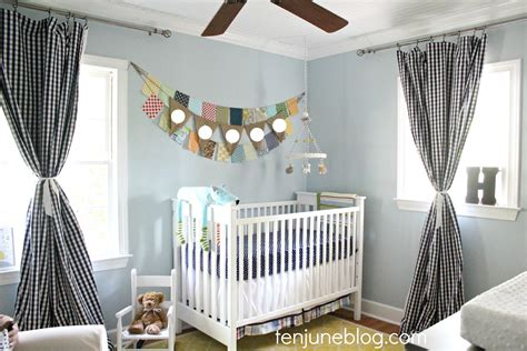 Kinderzimmer Baby Junge by Ten June Baby Boy Nursery Source List