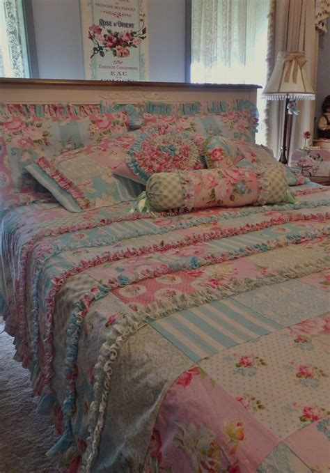 country chic comforter sets 25 great ideas about shabby chic bedding sets on