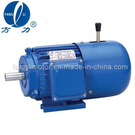 three phase induction motor braking yej series electromagnetic braking three phase induction motor china electric motor ac motor