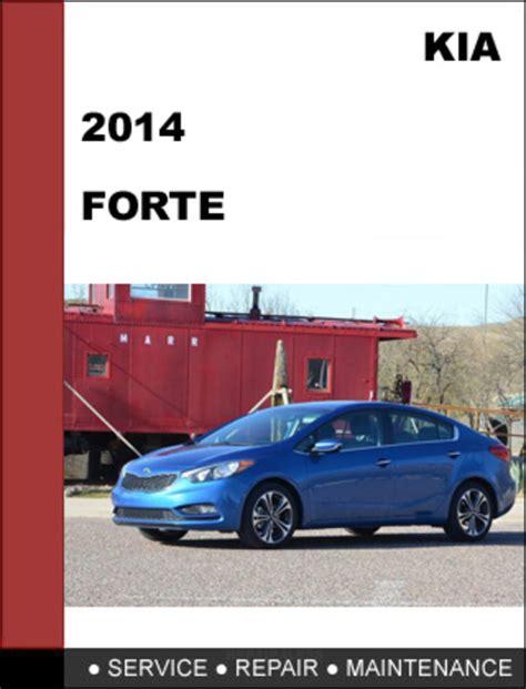 free car repair manuals 2011 kia forte transmission control kia forte 2014 factory workshop service repair manual download ma