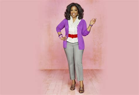 Oprah Wardrobe by How To Get Oprah S O Magazine Cover Look Budget Fashion
