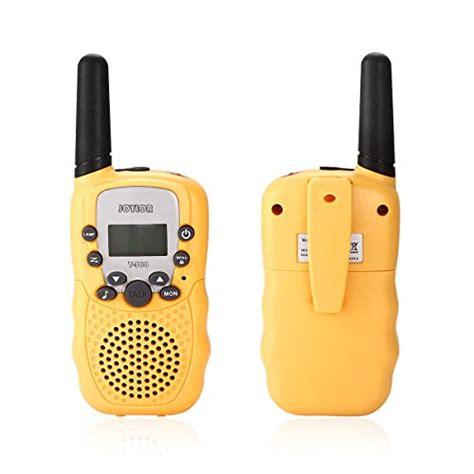 joylor durable walkie talkies for easy to