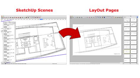 sketchup layout file create layout file sketchup extension warehouse