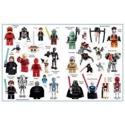 Lego Wars Alle Figuren 592 by Lego Lego Wars Alle Figuren Boek 700301 Abctoys Nl