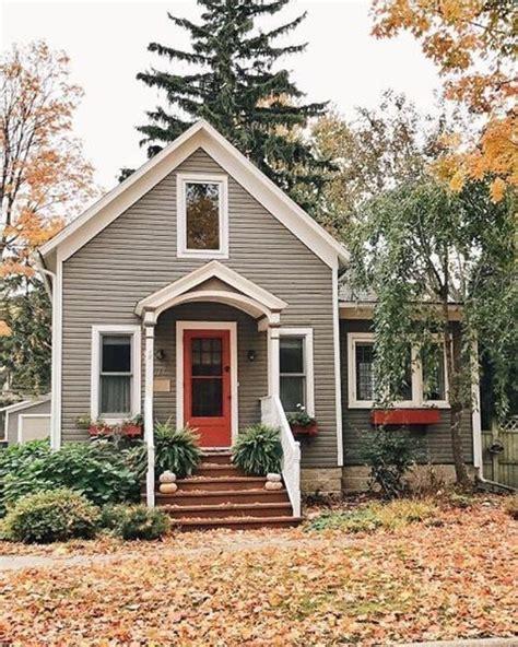 Small Home Exterior Colors Best 25 Orange House Ideas On Orange Orange