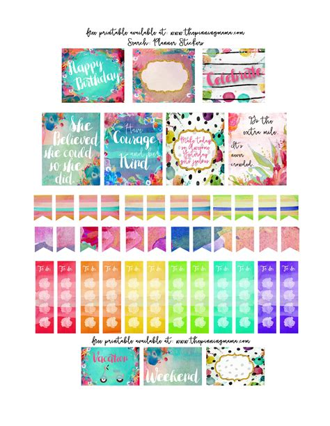 printable planner stickers erin condren erin condren 2016 planner autos post