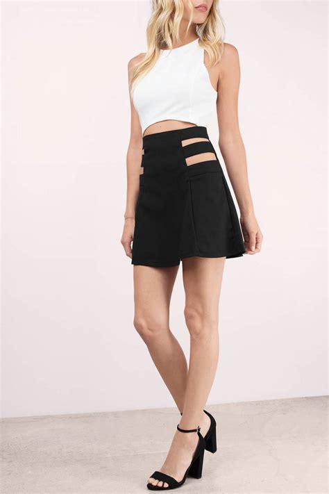 Aline Skirt trendy black skirt black skirt a line skirt 13 00