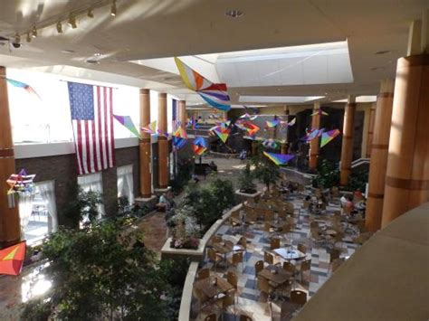 buffet picture of the hotel at turning stone resort
