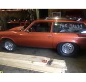 1976 Chevy Vega Wagon Street Machine