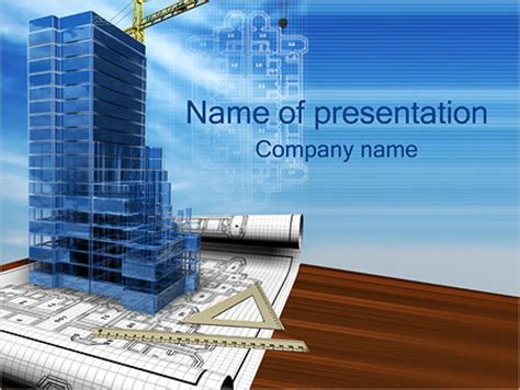 construction ppt themes free download free construction powerpoint templates construction