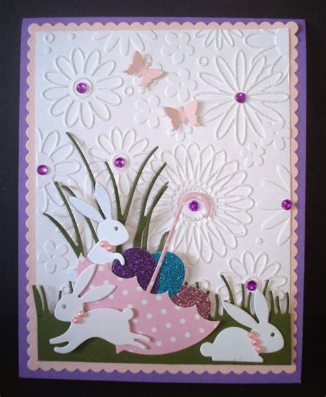 Handmade Easter - 349 best easter flower cards images on