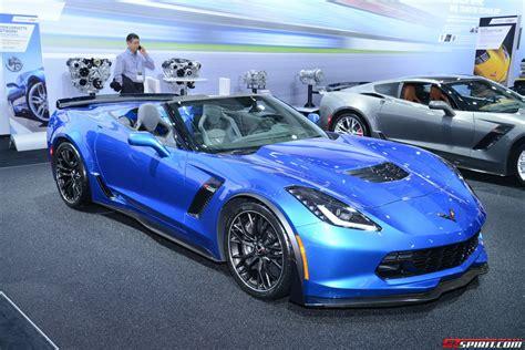 corvette z06 2014 new york 2014 corvette z06 convertible gtspirit