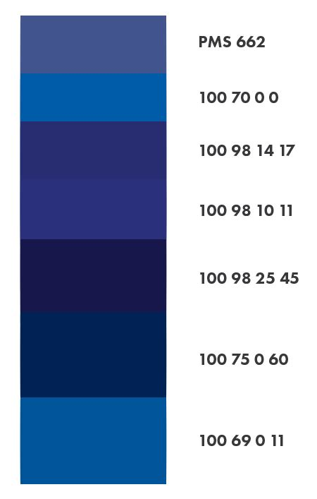 royal blue color code navy blue cmyk pantone