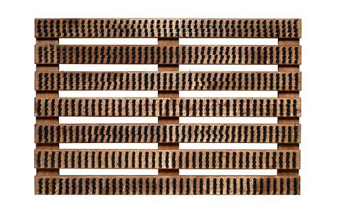 Doormat Modern by Doormat With Bristles Herman Miller