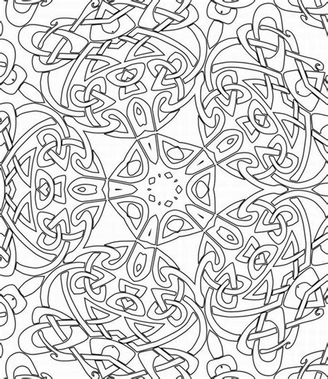printable coloring pages with designs free printable coloring pages of cool designs