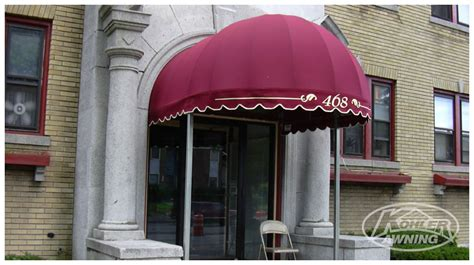 dome awnings for home commercial business dome awnings kohler awning
