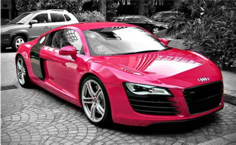 pink audi r8 pink cool of cars quot audi r8 quot adavenautomodified