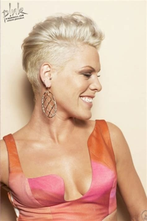 pinks current hairstyle celebrity short hairstyles 2014 short hairstyles 2017