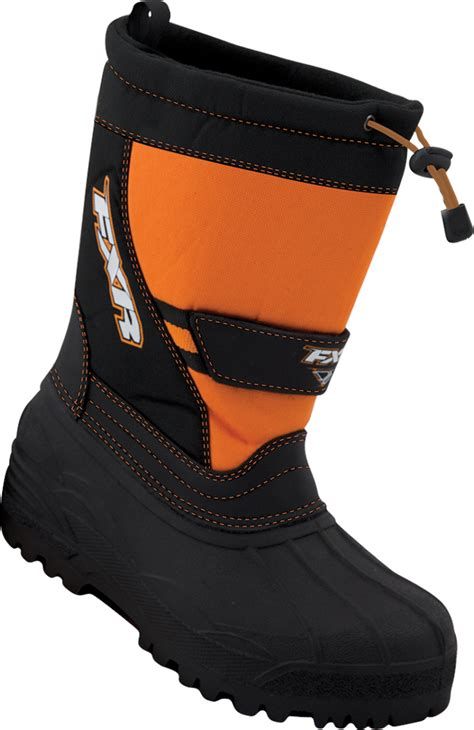 fxr and womens snowmobile boots
