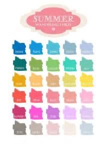 Wedding Colors For Spring 2016 » Home Design 2017