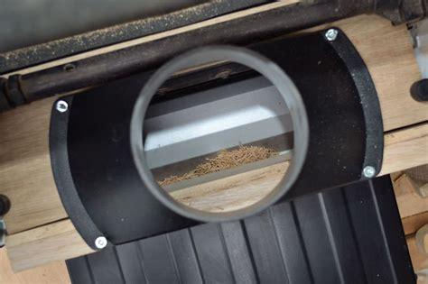 planer dust collector chute  jacker  lumberjockscom