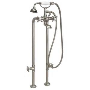 Freestanding Tub With Deck Mount Faucet by Deck Mount Tub Faucet And Shower Tub Faucets