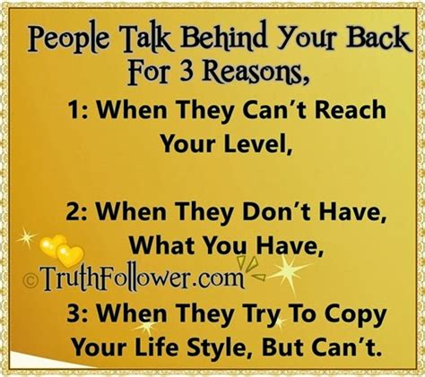 people talking behind your back quotes quotesgram