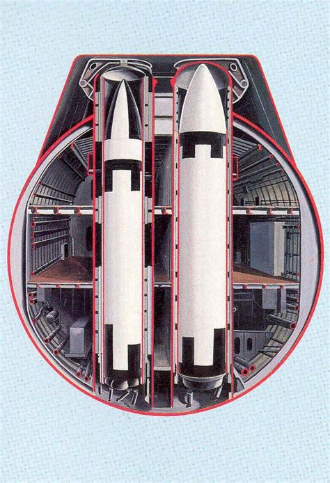 electric boat missile tubes trident submarine cutaway at missile tubes submarines