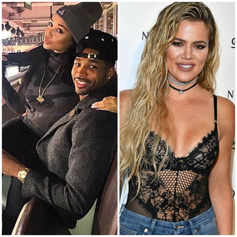 tristan thompson s ex jordy craig shows off her growing