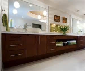 contemporary cherry bathroom cabinets kitchen craft