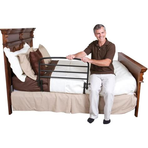bed safety rails stander safety bed rail