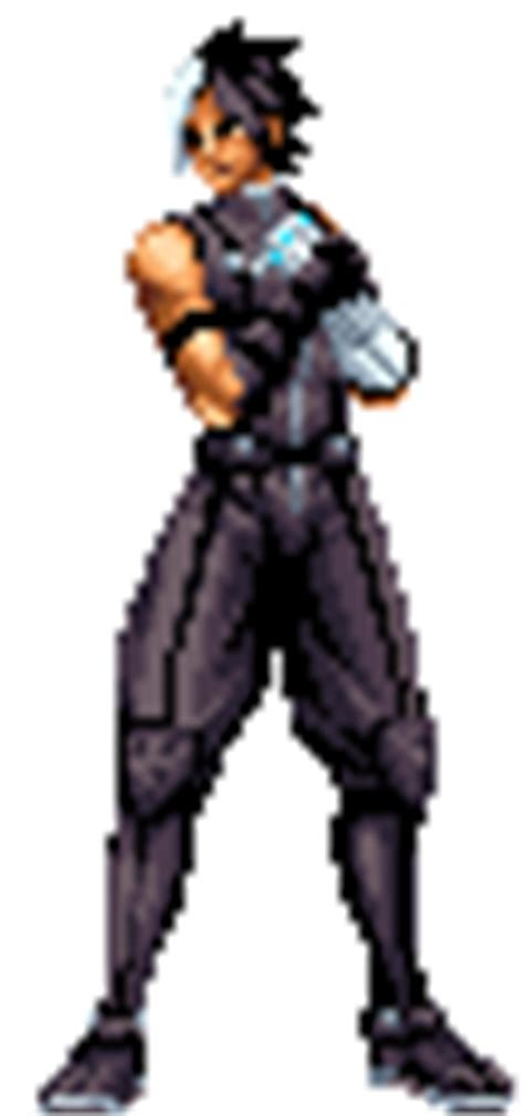 imagenes gif kof 2002 nameless king of fighters 2002 unlimited match