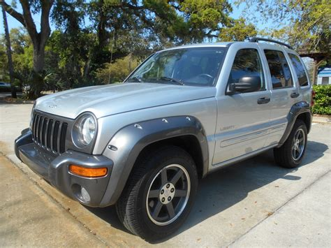 03 Jeep Liberty Mpg 2003 Jeep Liberty Overview Cargurus