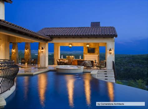 stunning house with pool and view 10 of the most stunning infinity pools homespree