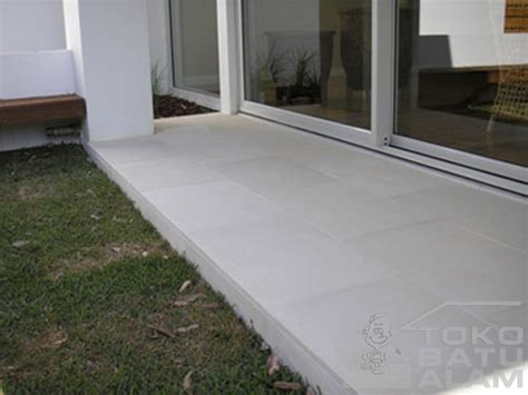 Batu Koral Putih Jogja jual batu paras putih jogja murah harga pabrik by