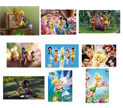 tinkerbell stickers party supplies decorations favors gifts labels b day other - Tinkerbell Giveaways Souvenir