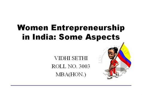 Mba In Entrepreneurship In India by Entrepreneurs Authorstream